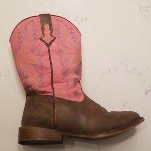 Roper Shoes - Kids-Roper cowboy boots